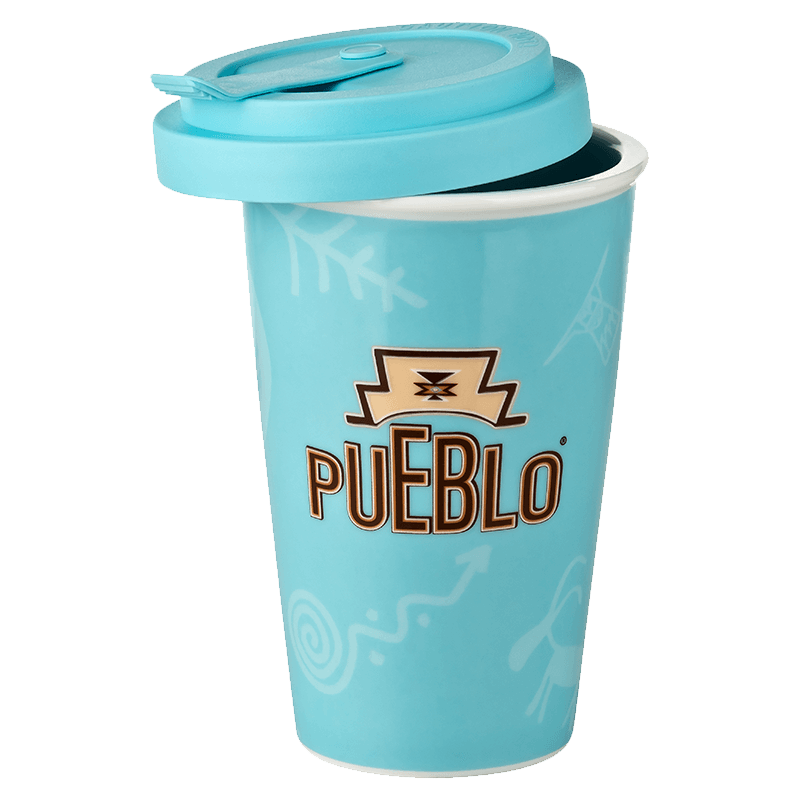 PUEBLO Coffee-to-go-Becher