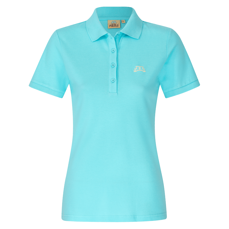 PUEBLO Damen Polo-Shirt